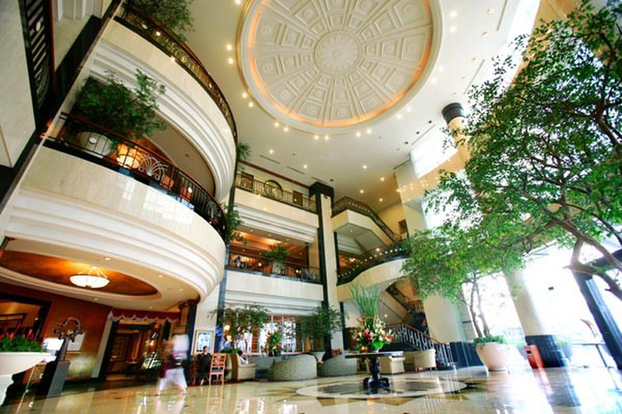 Hotel Menara Peninsula.