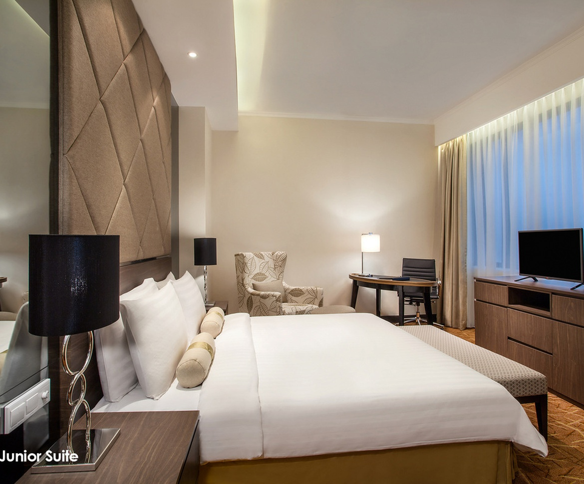 Club Junior Suite Hotel Menara Peninsula